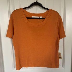 Dana Buchman Short Sleeve Shirt